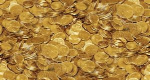 Gold-Coins(Seamless)